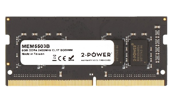 Pavilion 15-cs0013np 8GB DDR4 2400MHz CL17 SODIMM