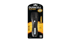 Duracell Voyager D Size Torch