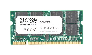 AA-MM2DR24/E 1GB PC3200 400MHz SODIMM